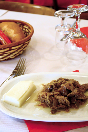 Venetian-style liver