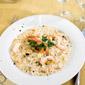 Shellfish risotto typical of Burano