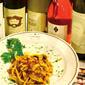 Spaghetti con alici dell'alto Adriatico